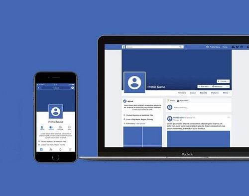Facebook Page Navigation - 5
