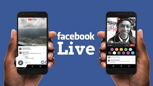 Facebook live - 2