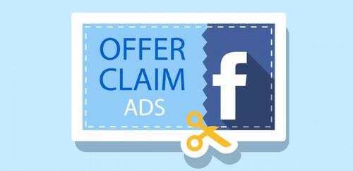 Facebook offer claim Ads - 1