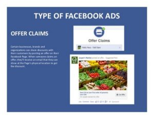 Facebook offer claim Ads - 3