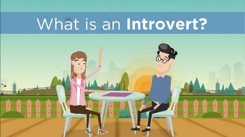 Introvert and Extrovert - 2