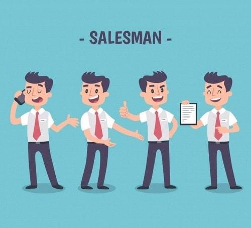 Sales Consultant - 2