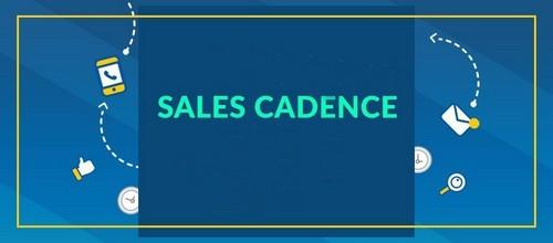 Sales cadence - 3