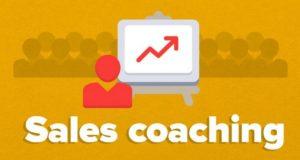 Sales coaching - 1