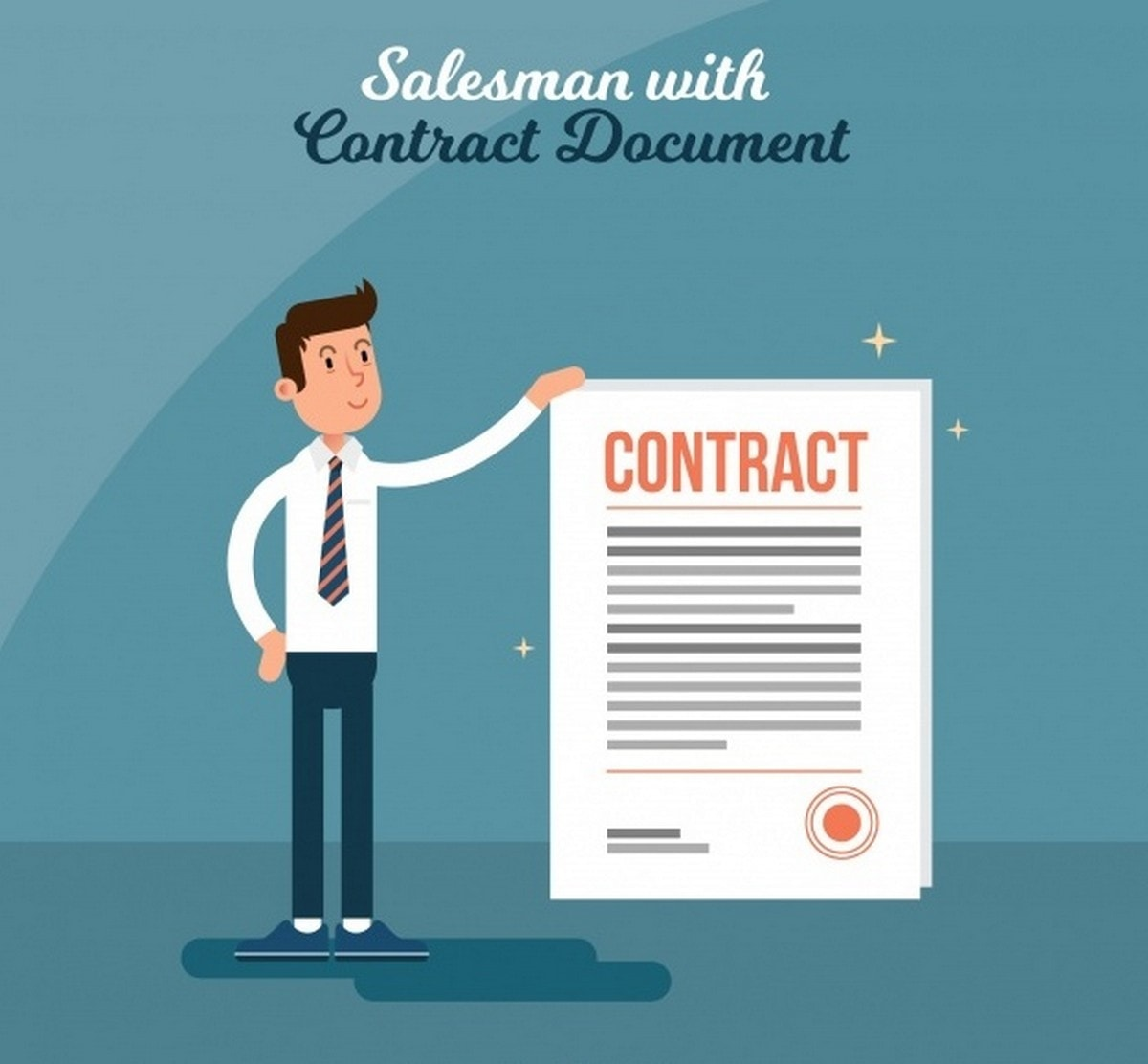 Sales contract - 1