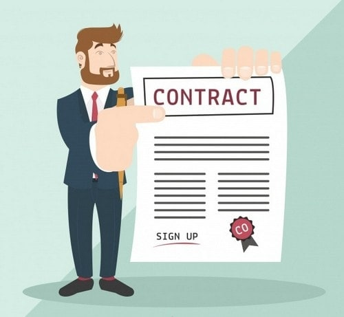 Sales contract - 4