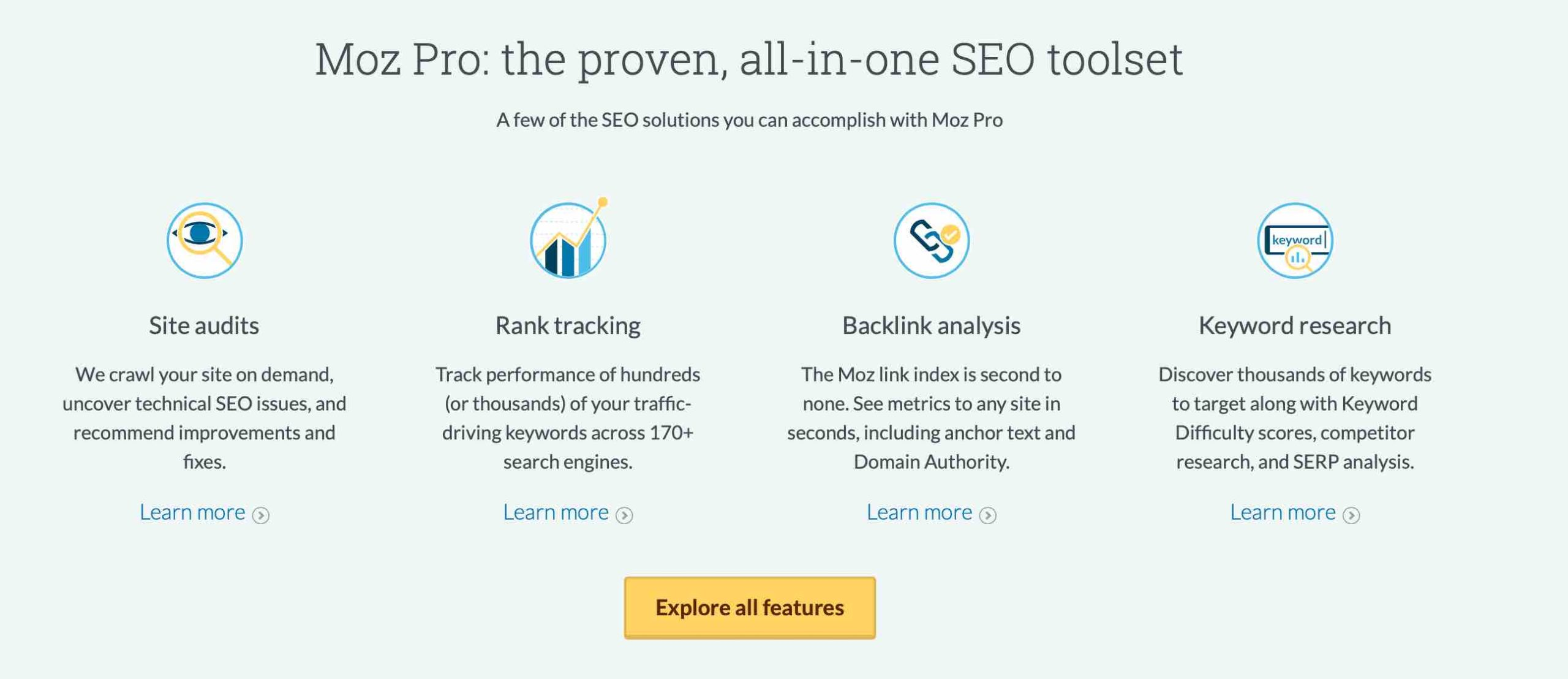 help you increase traffic, rankings, and visibility in search results