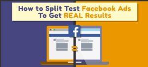 Split Tests for Facebook Ads - 1