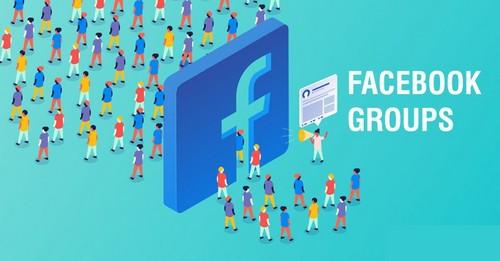 Start a Facebook group - 7