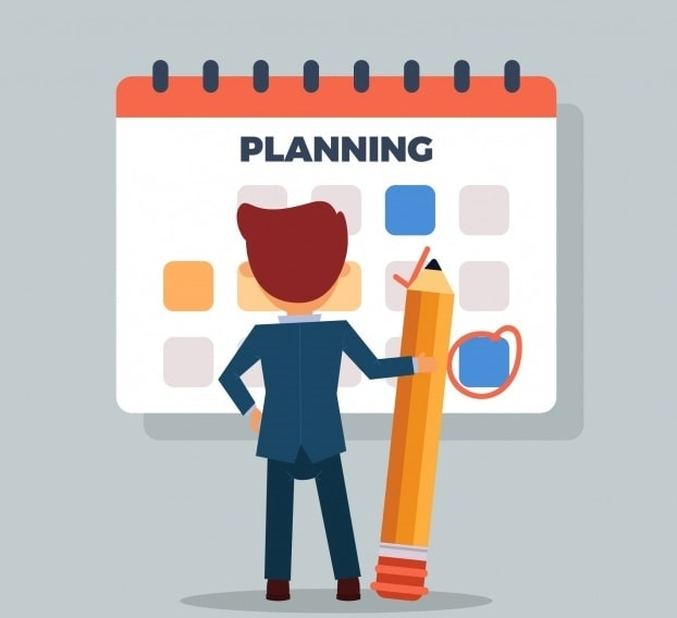 Strategy and planning - 3