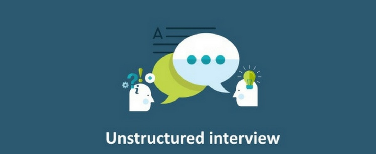 What are Unstructured Interviews? Guide to taking Unstructured Interviews
