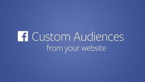 Website Custom Audience For Facebook Marketing - 2