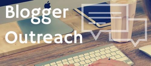 Blogger Outreach - 4