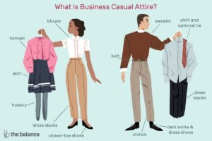 Business Casual - 1