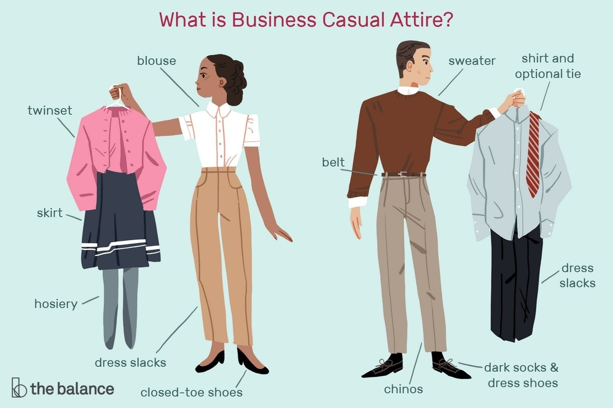 How To Dress In Business Casual?