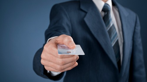 Business Credit Card - 2