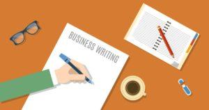 Business Letter Format - 1