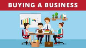 Buy a Business With No Money - 1