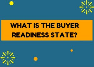 Buyer readiness stages - 1