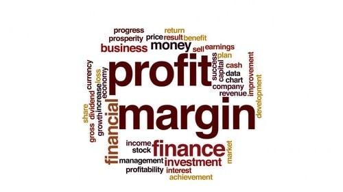 Calculate Profit Margin - 3