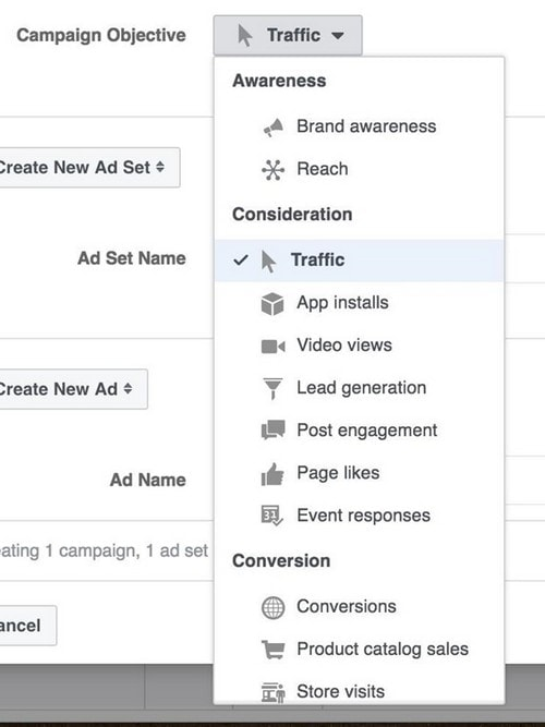 Facebook Ad Account Structure - 2