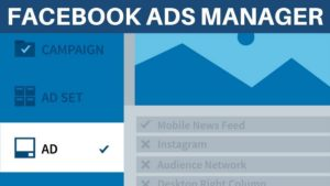 Facebook Ads Manager - 1