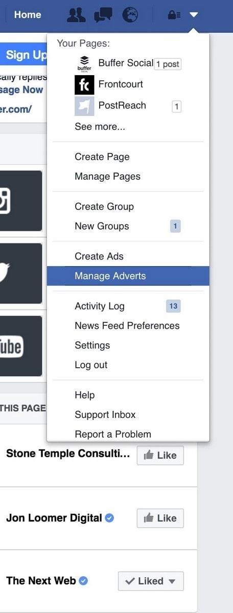 Facebook Ads Manager - 2