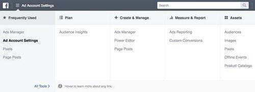 Facebook Ads Manager - 3