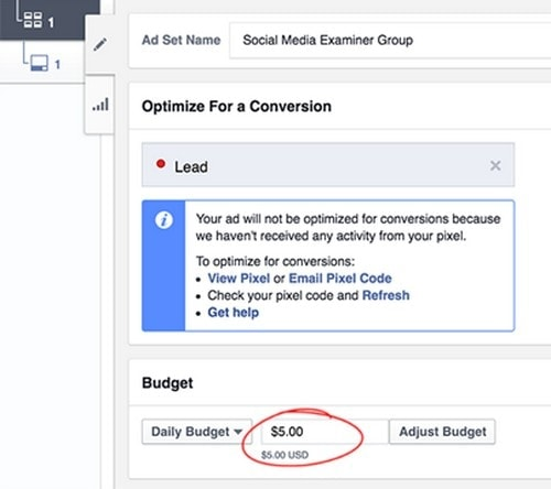 Facebook Ads for Conversions - 12