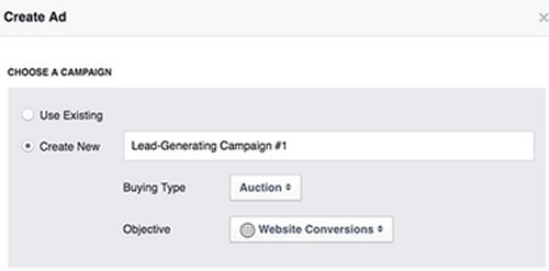 Facebook Ads for Conversions - 6