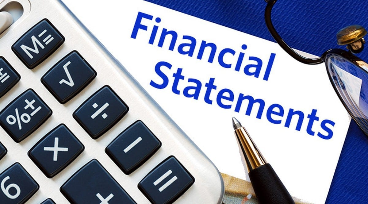 Financial statements - 1