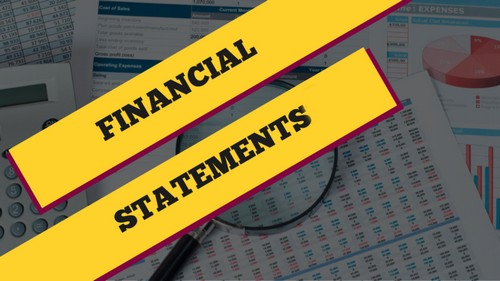 Financial statements - 2