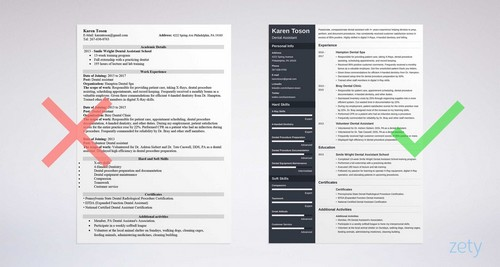 How To Build A Resume - 1