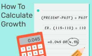 How To Calculate Growth Percentage - 1