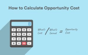 How To Calculate Opportunity Cost - 1