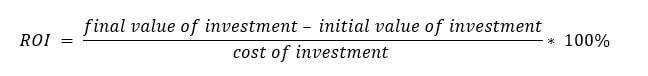 Как рассчитать рентабельность инвестиций - 7