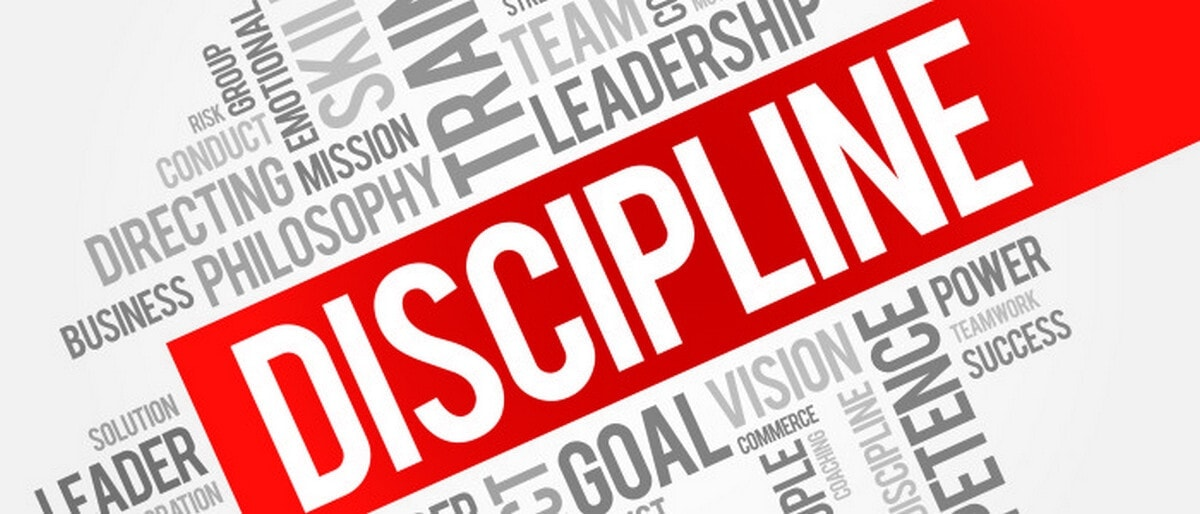 Importance of Discipline - 1