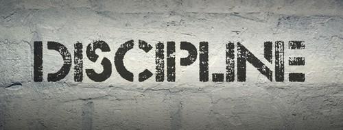 Importance of Discipline - 2