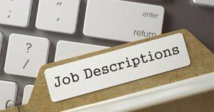 Importance of Job Description - 1