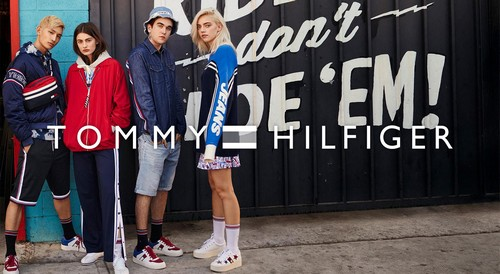 Marketing Strategy of Tommy Hillfiger - 1