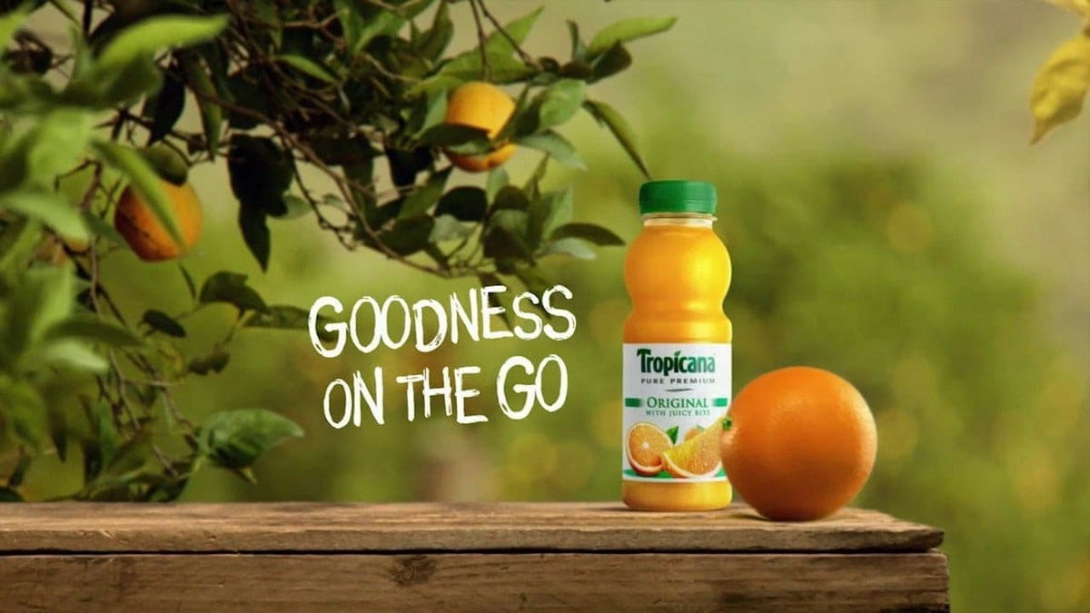 Marketing Strategy of Tropicana - 1