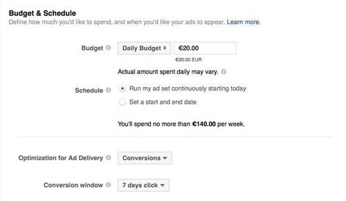 Optimize Facebook Ad Spend - 2