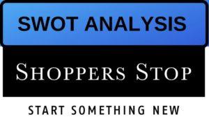 SWOT analysis of Shopper Stop - 3