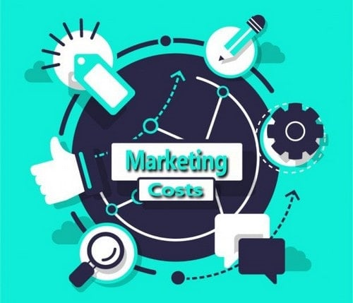 Low Sales, distribution, and marketing costs