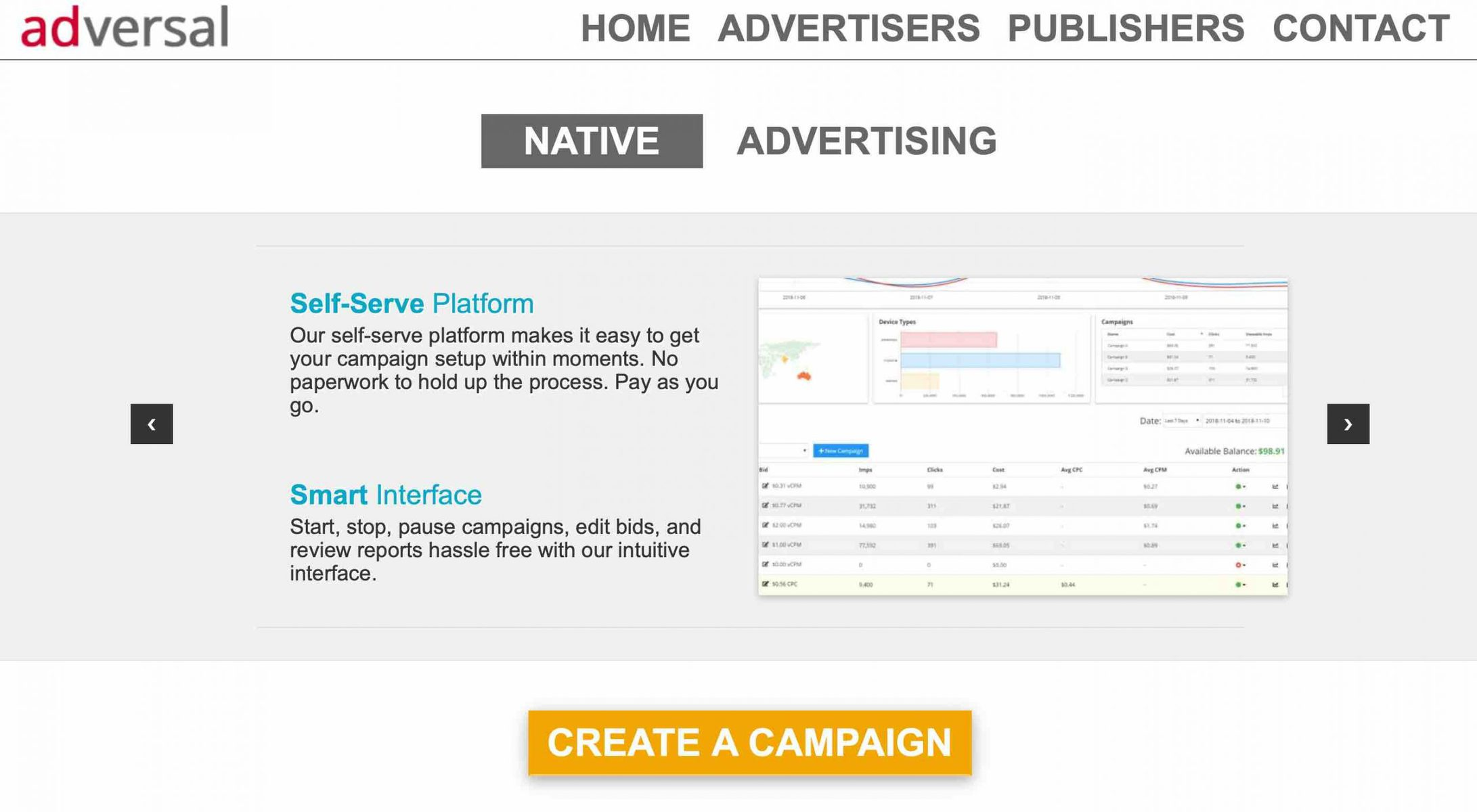 Drive Traffic and Increase Your Presence with Native Advertising