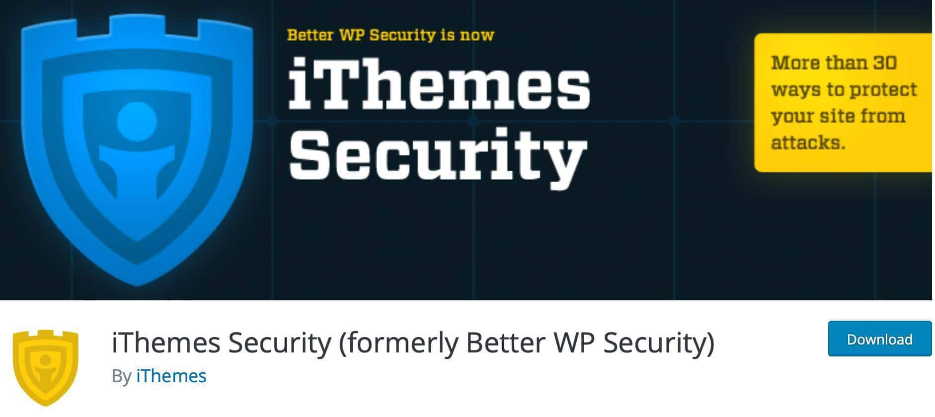 BUILT BY THE WORDPRESS SECURITY EXPERTS