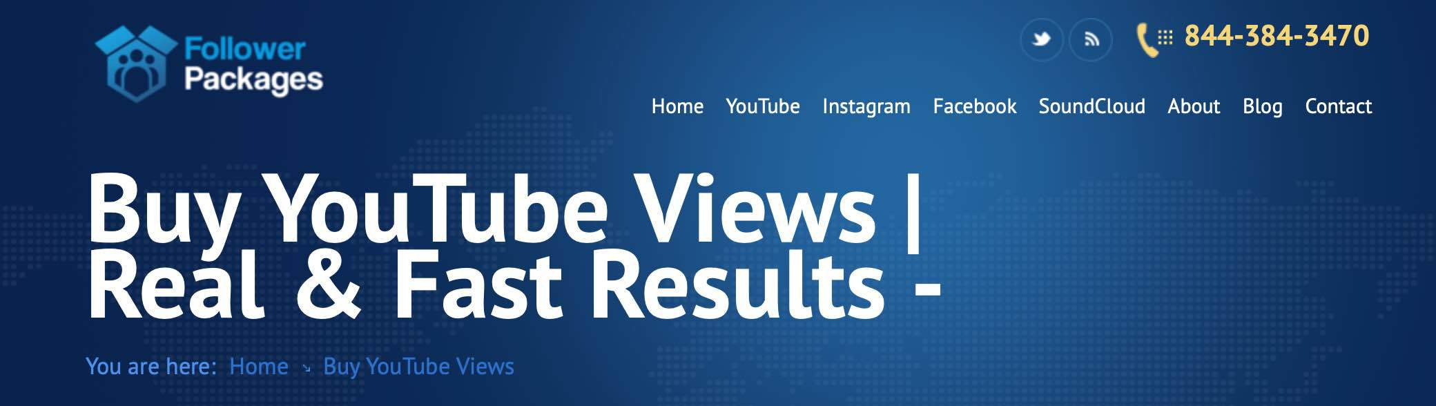 Buy YouTube Views | Real & Fast Results
