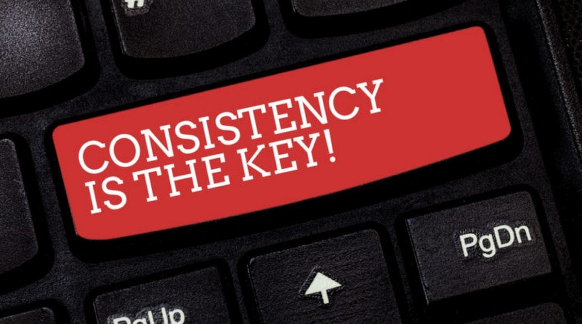 Ways To Be Consistent - 6