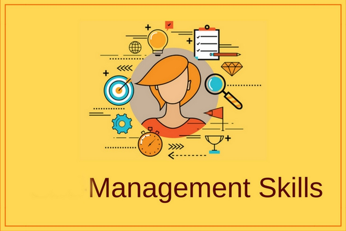 What are management skills - 1