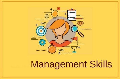 What are management skills - 9